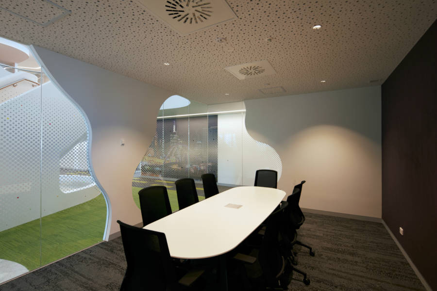 Ego Pharmaceuticals Meeting Room