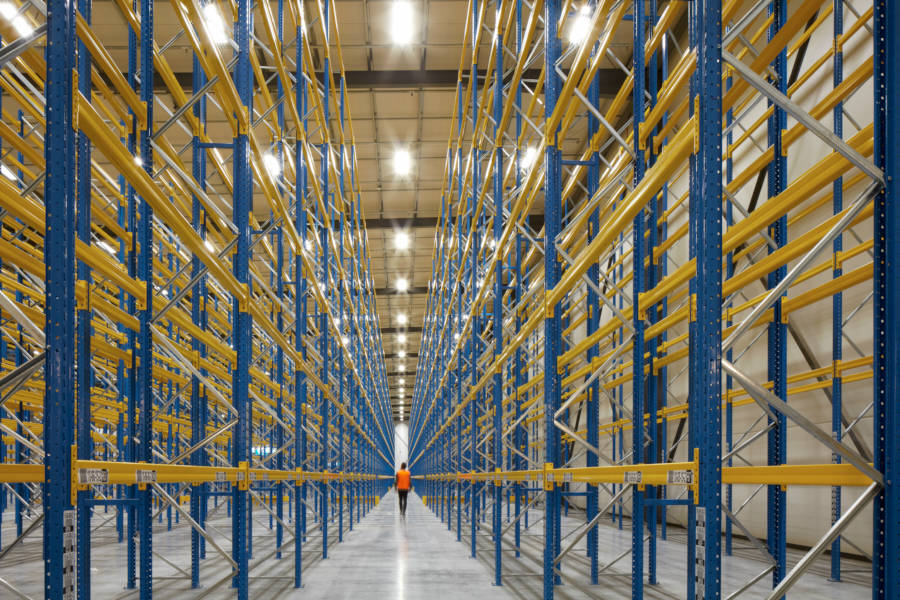 Ego Pharmaceuticals Warehouse