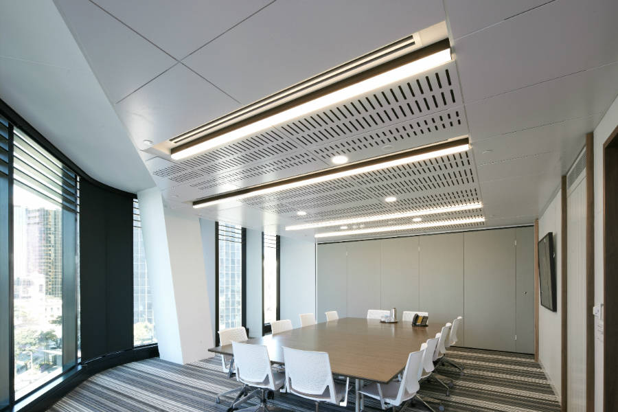 Gadens Lawyers Brisbane Meeting Room