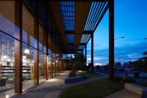 Melton Library and Learning Hub in Victoria