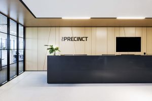 UBT The Precinct Office