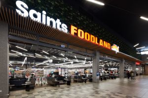 Saints Foodland Supermarket Lighting