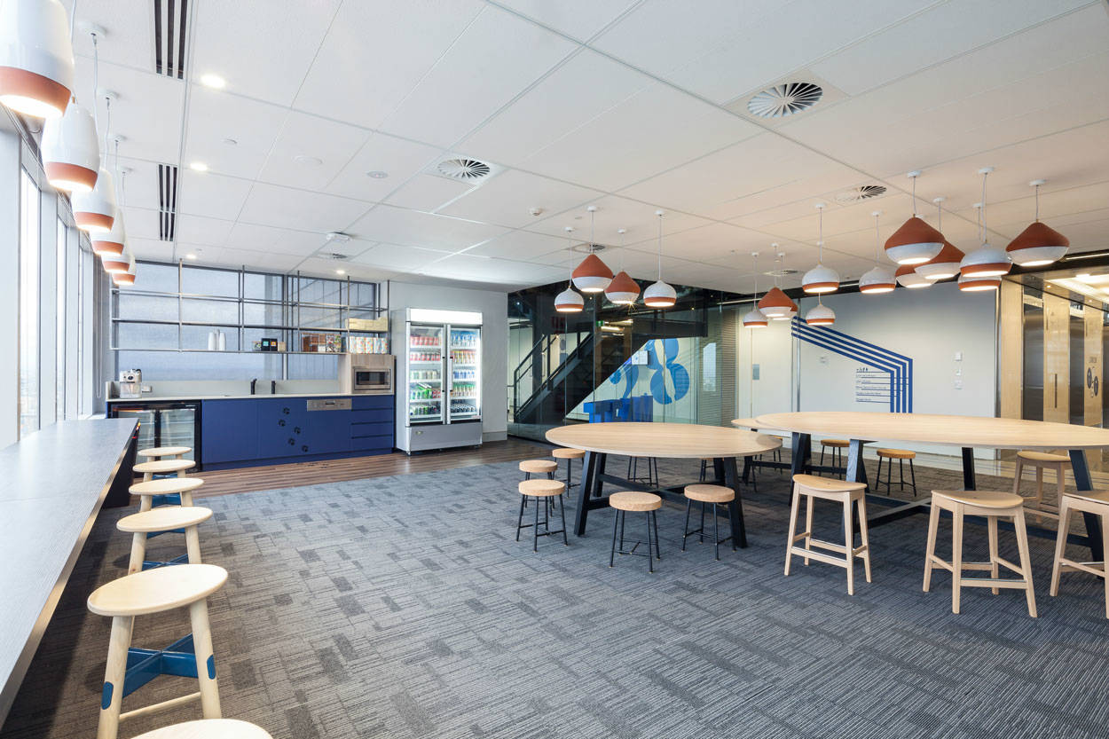 Atlassian Sydney Kitchen Breakout