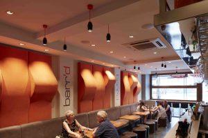 Barr'd Restaurant