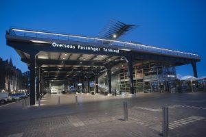 Overseas Passenger Terminal in Sydney