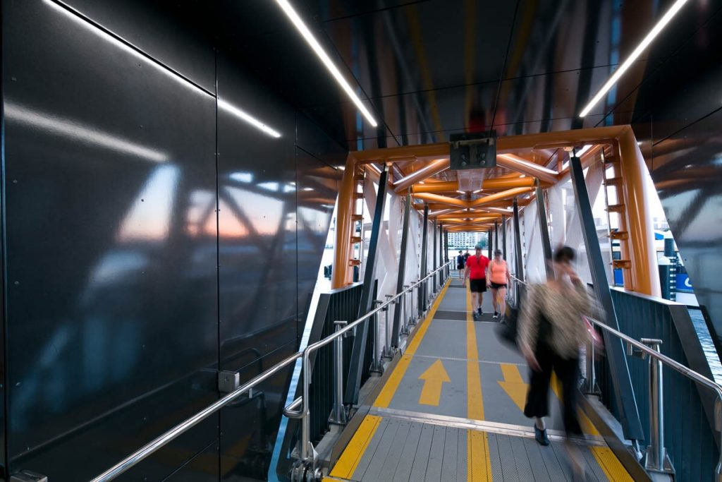 Bulimba Ferry Terminal